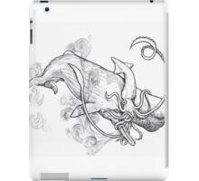 Sea Monsters iPad Case/Skin