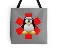 LINUX TUX PENGUIN HOSPITAL Tote Bag