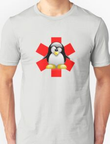 LINUX TUX PENGUIN HOSPITAL T-Shirt