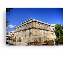 Limassol Castle Canvas Print