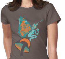 QELAXEN Womens Fitted T-Shirt