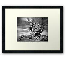 Joy and Brilliance Framed Print