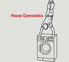 Washing Machine Handstand T-shirt Unisex T-Shirt