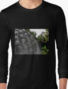 El Alamein Fountain (detail), Potts Point, Sydney, Australia. Long Sleeve T-Shirt