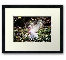 Shia Davis Framed Print