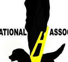 GUIDE DOG BLIND ASSOCIATION Sticker