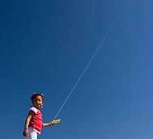 High in the sky by Ashraf Saleh