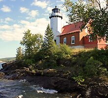 Eagle Harbor Lighthouse by Lynne Prestebak