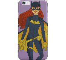 batgirl iPhone Case/Skin