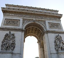 Arc de Triomphe by Shane Field