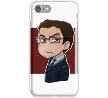 James Wesley iPhone Case/Skin