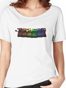 Dalek and Proud Women's Relaxed Fit T-Shirt