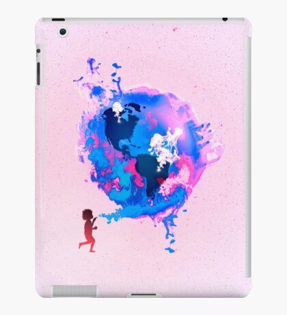 Bubble Earth iPad Case/Skin