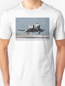 Phantom FGR.2 XV466/E taking-off at Stanley T-Shirt