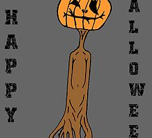 Happy Halloween. by Paul Rees-Jones