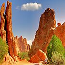 Garden of the Gods / God's Applause by Mark Bolen