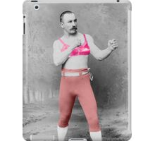 What a Knockout iPad Case/Skin