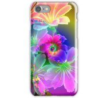 Light Flowers iPhone Case/Skin