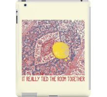 It really tied the room together iPad Case/Skin