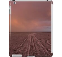 Black Sand Road iPad Case/Skin