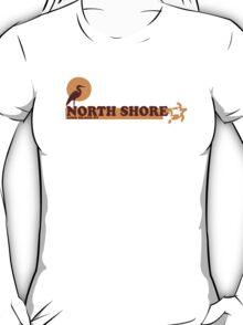 North Shore - Long Island. T-Shirt
