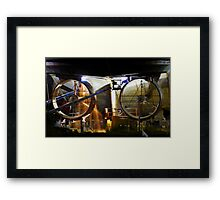 Working Men Framed Print