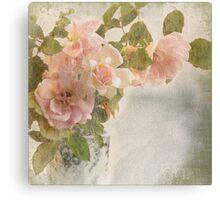 The Doulton Vase Canvas Print