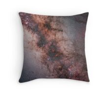 Milky Way Mosaic Throw Pillow