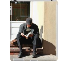 The Reader in Santa Fe iPad Case/Skin
