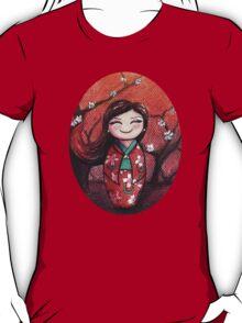 Kokeshi Selene T-Shirt
