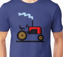 TRACTOR FARM WORK TRUCK  Unisex T-Shirt