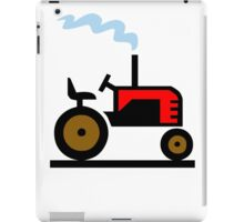 TRACTOR FARM WORK TRUCK  iPad Case/Skin