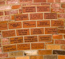 Memorial 1 by Werner Padarin