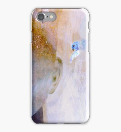 Intuitive Whispers iPhone Case/Skin