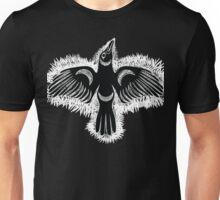 Coast Salish Crow Unisex T-Shirt
