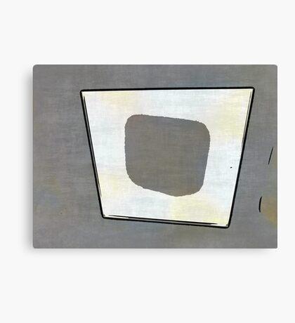 Iconic // Ironic Canvas Print