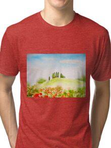 Tuscan dream Tri-blend T-Shirt