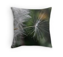 The outsider: leaving the nest Throw Pillow