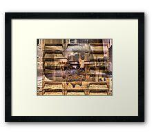 Hotel Sidi Driss - Matmata Framed Print