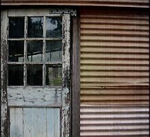 OLD AND RUSTY by Kristi Bryant