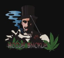 Hocus Smokus T-Shirt by calroofer