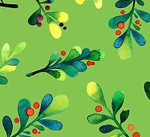 - Branch pattern - by Losenko  Mila