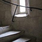 2006 Paris stairwell 3  by Jaycee2009