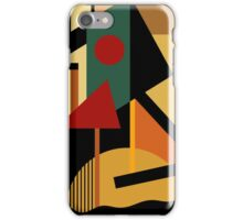 THE GEOMETRIST iPhone Case/Skin