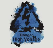 Danger: High Voltage by SimplyMrHill