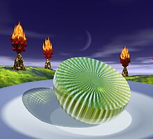 Glass Onion by Keith Reesor