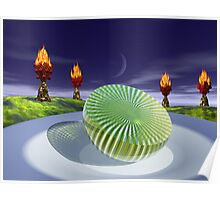 Glass Onion Poster