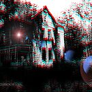'Welcome To Horror House' by StarKatz