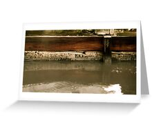 Historic Hot Pools Greeting Card
