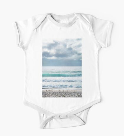 The Waves One Piece - Short Sleeve